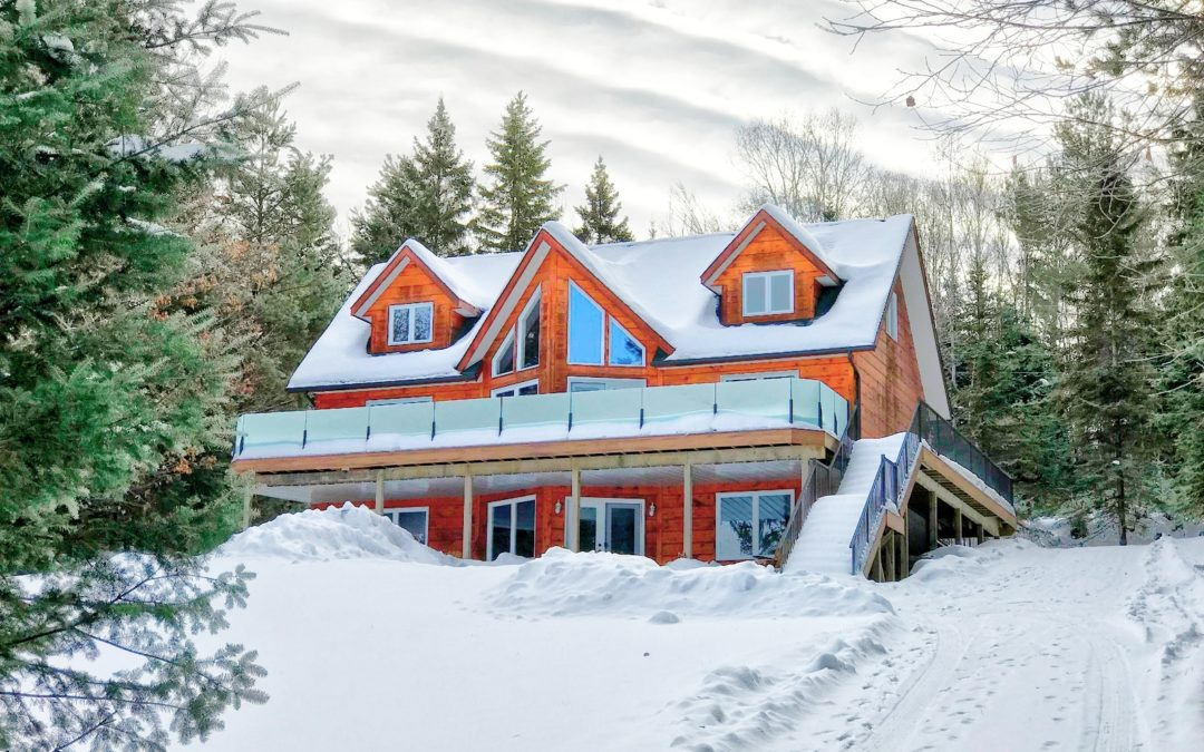 Pickerel Lake Year Round Home/Cottage – SOLD