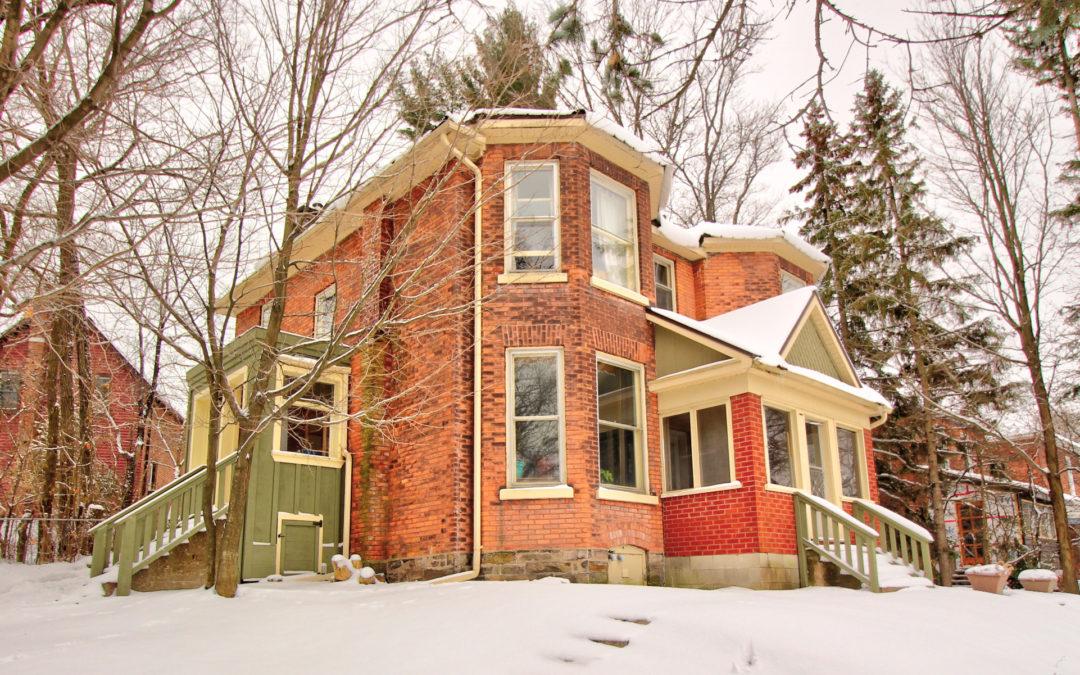 Century Home/Legal Duplex – SOLD