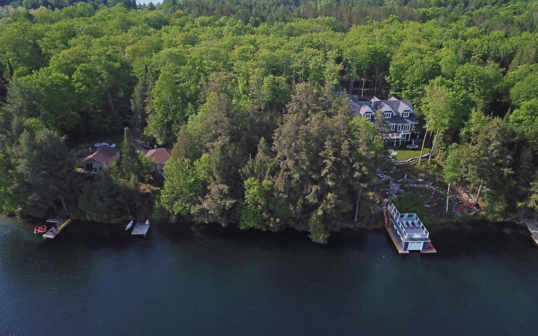 Clear Lake Building Lot – SOLD