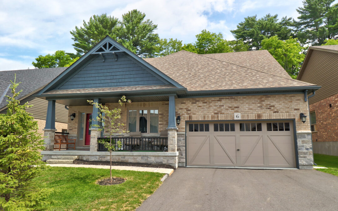 Beautiful Bungalow & Landscaping – SOLD