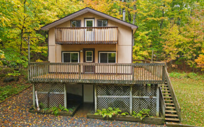 Cute Chalet in the Country – SOLD