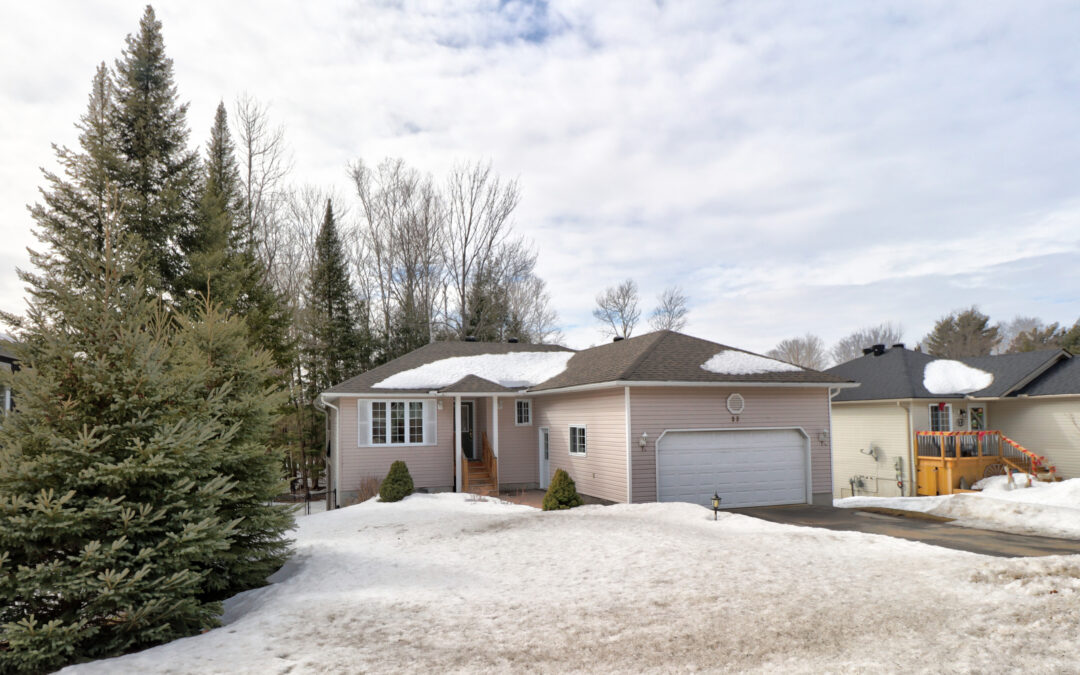 Home with In-Law Suite – SOLD