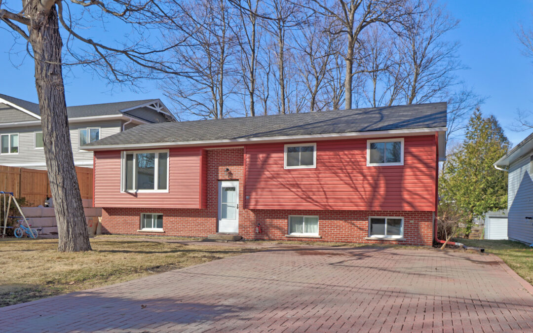 In-Town Bungalow – SOLD